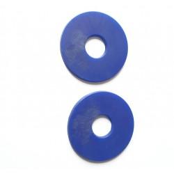 Bitschijven rubber blauw